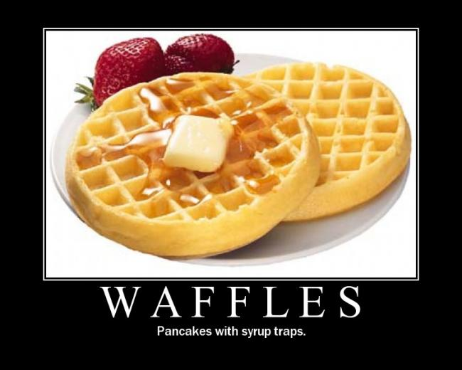 Mmmm...Waffles